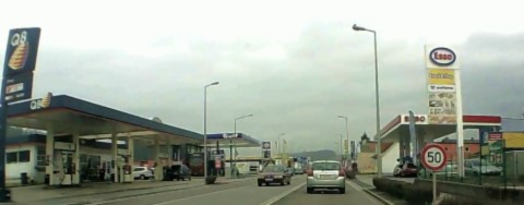 Tankstellen in Luxemburg