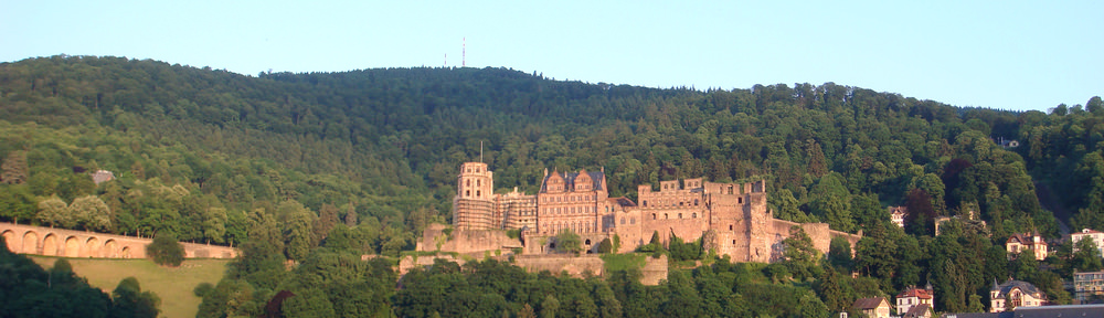 Heidelberg - View of the Castle