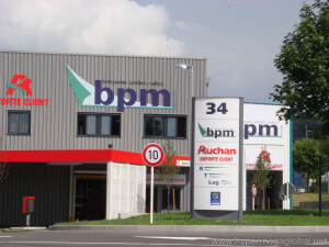 BPM-LUX in Munsbach, Luxemburg