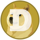 Official Dogecoin logo